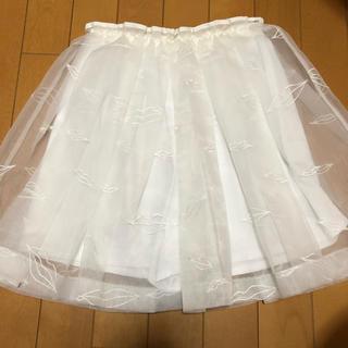 ハニーミーハニー(Honey mi Honey)のハニーミーハニー キュロットスカート (ミニスカート)