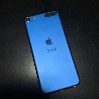 アイポッドタッチ(iPod touch)のiPod touch 32GB ブルー(スマートフォン本体)