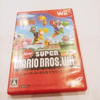 Wii - Wii スーパーマリオブラザーズ