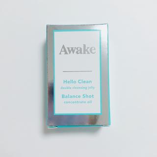 アウェイク(AWAKE)のAWAKE(サンプル/トライアルキット)