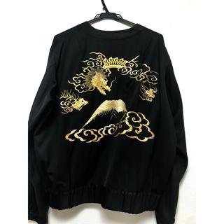 サスクワッチファブリックス(SASQUATCHfabrix.)のsasquatchfabrix  YOKOSUKA G−1 jacket (ブルゾン)