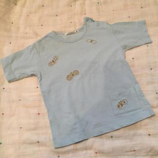 ミナペルホネン(mina perhonen)のミナペルホネン  Tシャツ 80(Tシャツ)