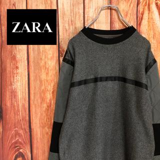 ザラ(ZARA)の★美品★ZARAデザインニット★(ニット/セーター)