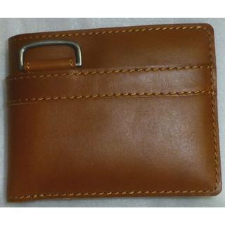 バギーポート(BAGGY PORT)のBAGGY PORT 本革 オイルレザー クロムエクセル 二つ折り財布 牛革 (折り財布)