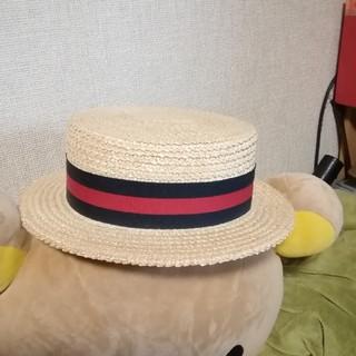 カンカン帽(ハット)