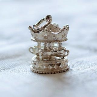キワセイサクジョ(貴和製作所)のアラレちゃんさま専用です silver925 チャーム5点(各種パーツ)