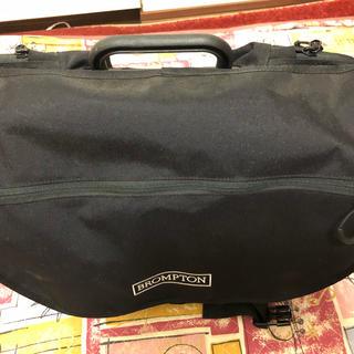 ブロンプトン(BROMPTON)の最新 ブロンプトン Sバック  美品 Brompton 定価25,000円(バッグ)