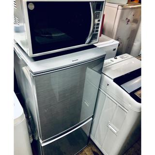 シャープ(SHARP)の専用!新生活2点セット❗️ 冷蔵庫 オーブンレンジ 安心のシャープ(冷蔵庫)