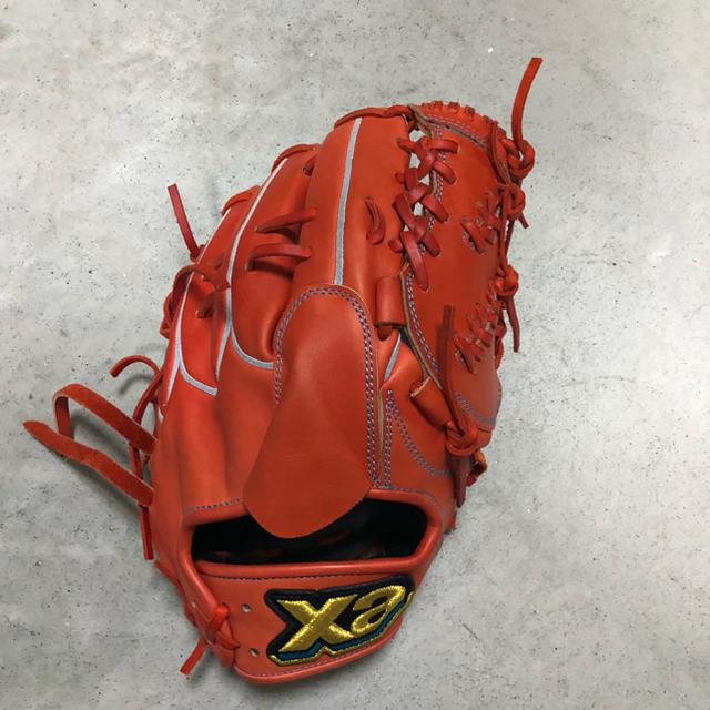 Xanax(ザナックス)のXA ザナックス 投手 硬式用 スポーツ/アウトドアの野球(グローブ)の商品写真