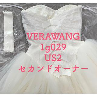 ヴェラウォン(Vera Wang)のVERAWANG バレリーナ 1g029 US2 美品 (ウェディングドレス)