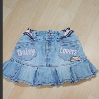 ディジーラバーズ(DAISY LOVERS)のdaisy lovers デニムスカート 120(スカート)