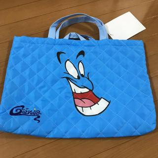 ディズニー(Disney)のジーニー 手提げバッグ 通園バック トートバッグ(通園バッグ)