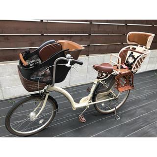 ♣️3人乗り子乗せ自転車26インチ🚲ASAHIのプチママン♣️(自転車本体)