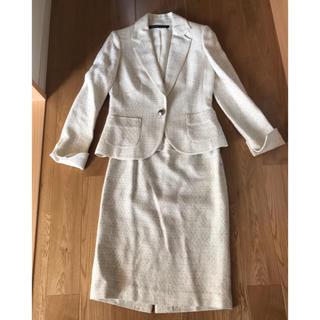 ミッシェルクラン(MICHEL KLEIN)の「美品」ミッシェルクラン♡スーツ(スーツ)