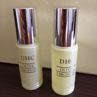 ディーエイチシー(DHC)の送料無料 DHCオリーブバージンオイル30ml 2本(フェイスオイル / バーム)