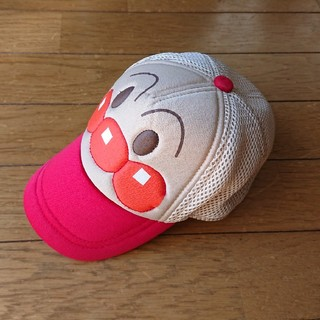 バンダイ(BANDAI)のアンパンマン メッシュ キャップ(帽子)