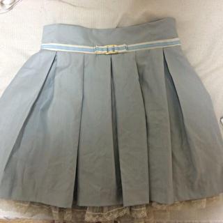 シークレットマジック(Secret Magic)のパステルグリーン スカート(ひざ丈スカート)
