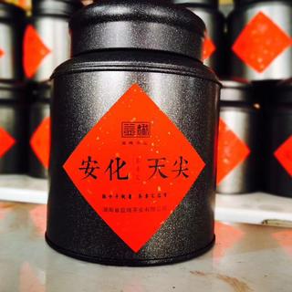 【黒茶】2017安化天尖 250g/缶(茶)