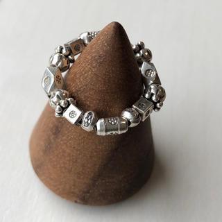 カレンシルバー のピンキーリング(リング(指輪))
