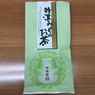 イトウエン(伊藤園)の伊藤園 緑茶(煎茶)100g(茶)