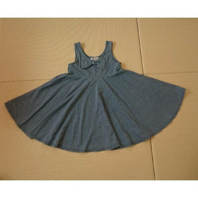 WILL MERY(ウィルメリー)のじぼぼさん専用 WILLMERY  ジャンパースカート キッズ/ベビー/マタニティのキッズ服 女の子用(90cm~)(ワンピース)の商品写真