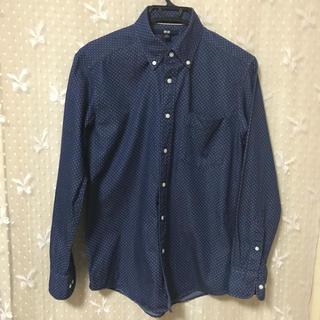 ユニクロ(UNIQLO)のユニクロ  メンズ デニムシャツ(シャツ)