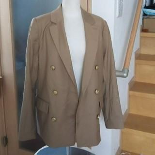 ジーユー(GU)のジャケット gu新品未使用(テーラードジャケット)