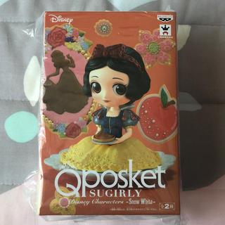 ディズニー(Disney)の白雪姫 Qposket SUGIRLY フィギュア(SF/ファンタジー/ホラー)