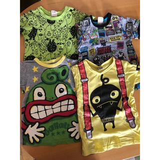 パーティーパーティー(PARTYPARTY)の【専用】BREEZE partyparty 半袖Tシャツ 4枚セット(Tシャツ/カットソー)