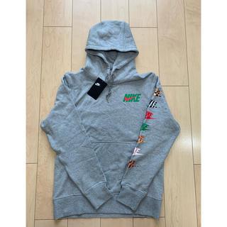 アトモス(atmos)のNIKE AS Animal GREY HEATHER hoodie (パーカー)