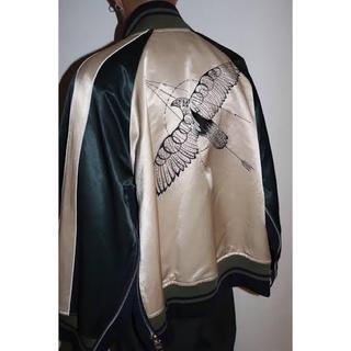 サカイ(sacai)のsacai dr.woo souvenir jacket(スカジャン)