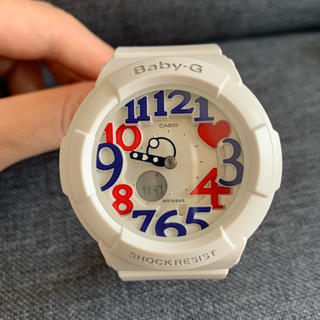 ベビージー(Baby-G)の BGA-130TR-7BJF baby Gカシオ 腕時計(腕時計)