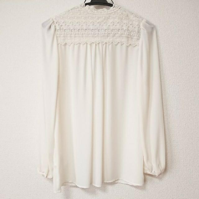 Soareak(ソアリーク)のスタンドカラーシャツ レディースのトップス(シャツ/ブラウス(長袖/七分))の商品写真