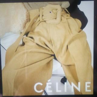 セリーヌ(celine)のセリーヌ  リネンパンツ34(カジュアルパンツ)