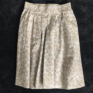 デミルクスビームス(Demi-Luxe BEAMS)のデミルクス ビームス フレアースカート(ひざ丈スカート)