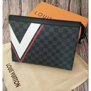 ルイヴィトン LOUIS VUITTONセカンドバッグ/クラッチバッグ(セカンドバッグ/クラッチバッグ)