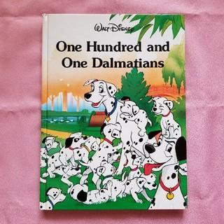ディズニー(Disney)の洋書 101匹わんちゃん 絵本 英語(洋書)