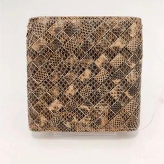 ボッテガヴェネタ(Bottega Veneta)のボッテガベネタ コンパクト財布(財布)