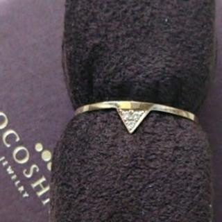 ココシュニック(COCOSHNIK)のココシュニック■ダイヤモンドリング(リング(指輪))