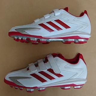 アディダス(adidas)の野球スパイクS 19cm アディダス adizero T3 Point K V(シューズ)
