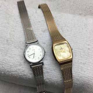 アルバ(ALBA)のALBAとBUREN 腕時計2点まとめ(腕時計)