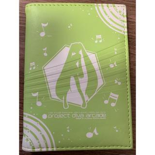 セガ(SEGA)の【カードケース】初音ミクPROJECT DIVA arcadeカードケース(その他)