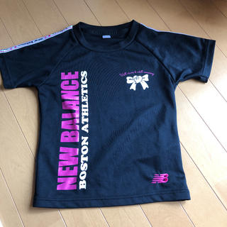 ニューバランス(New Balance)のニューバランス 130 女の子 Tシャツ 運動会 (Tシャツ/カットソー)