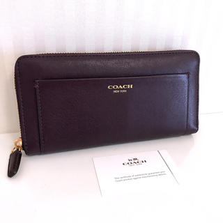 2a2aa86c4bbc コーチ(COACH) 財布(レディース)(パープル/紫色系)の通販 400点以上 ...
