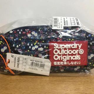 ディーゼル(DIESEL)の新品 Superdry 極度乾燥 (しなさい) スーパードライ ポーチ 小物入れ(ポーチ)