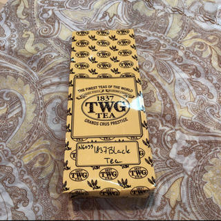 TWG 50g ブラックティー(茶)