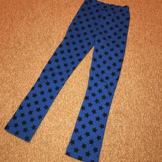 シスキー(ShISKY)のSHISKY 星柄パンツ ブルー 140(パンツ/スパッツ)