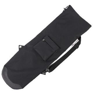 スケートボード デッキ バッグ スケボー ケース カバー 鞄 かばん 黒(スケートボード)
