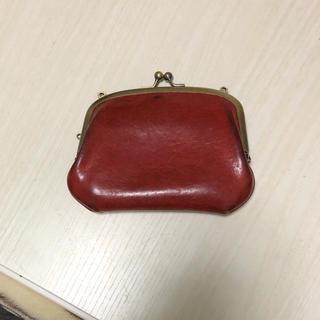 トチギレザー(栃木レザー)のがま口財布(財布)