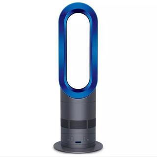 ダイソン(Dyson)の{ポップコーンさま専用]ダイソン扇風機 hot&cool AM05 ブルー(扇風機)
